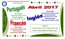 Inicio de los Cursos de Idiomas